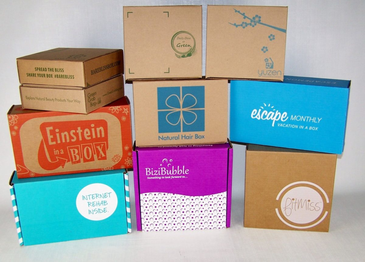 Hottest Monthly Subscription Boxes That Ship Internationally! 2