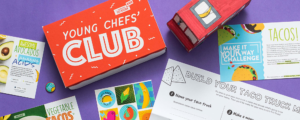 young chef subscription box