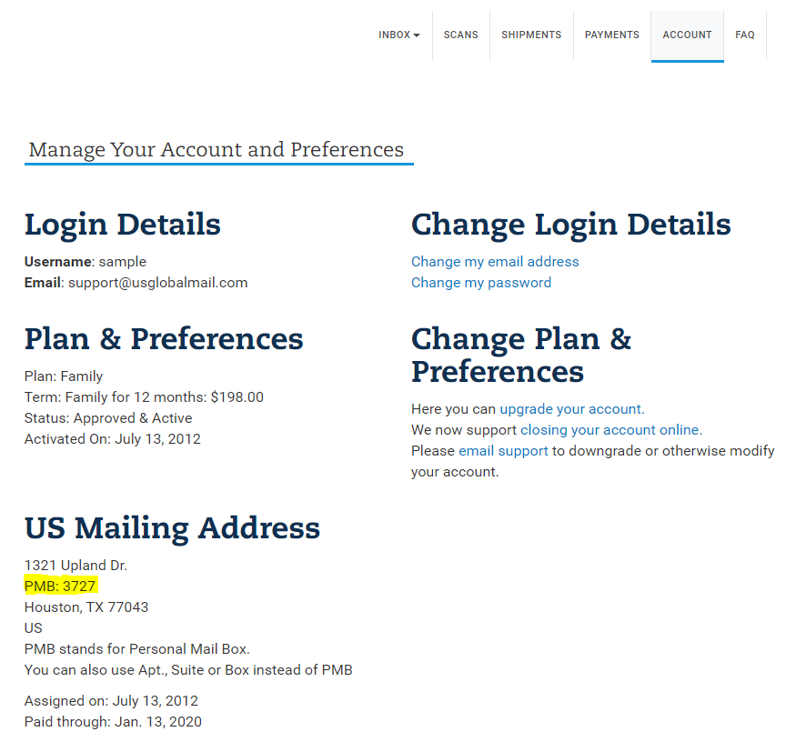Why does USPS's website say your address is invalid? 1