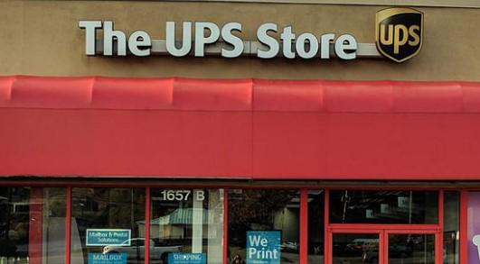 local ups store location