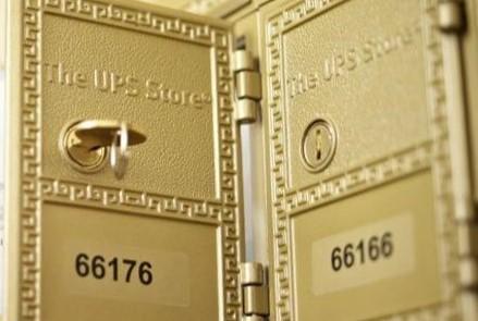 the ups store mailbox