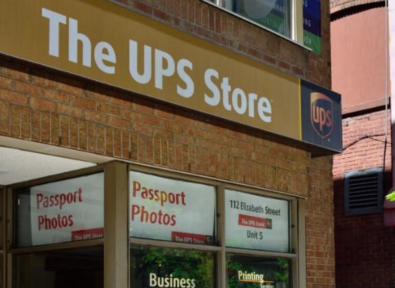 mailbox at the ups store