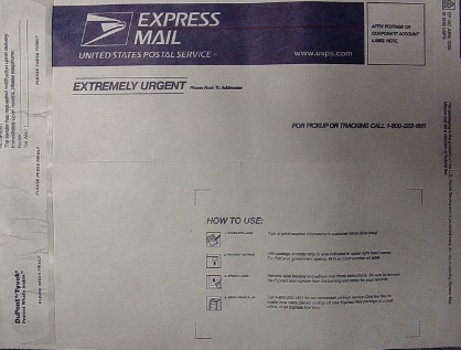 What Is Priority Mail Express? 1
