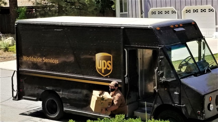 UPS Ground Shipping Time 1